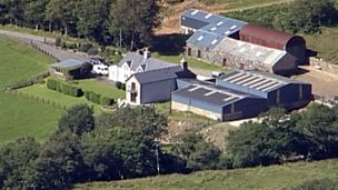 Snowdonia - environmental impact on farming
