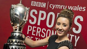 Image for BBC Cymru Wales Sports Personality of the Year 2012 - Jade Jones