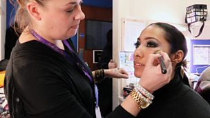 Image for The secrets of Strictly make-up