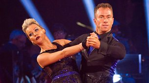 Image for Denise and James dance the Tango to 'Roxanne'