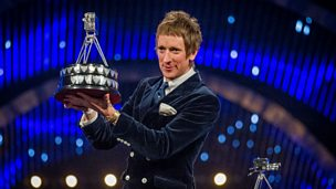 Image for Bradley Wiggins speaks after winning Sports Personality Of The Year
