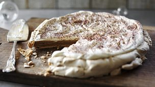 Image for Cappucino pavlova