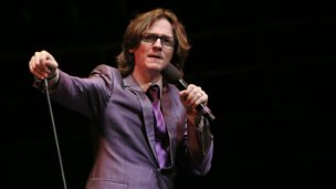 Image for Ed Byrne doesn't like the sound of the Spider Goat