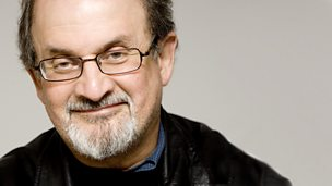 Image for A Movie Café Extended interview with Salman Rushdie