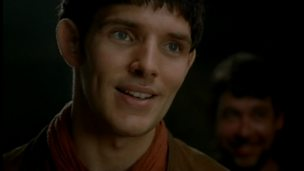 Image for Merlin and Arthur in the tavern