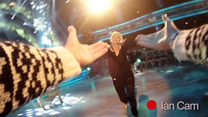 Image for Ian Waite goes behind the scenes at the Christmas Special 2012