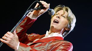 "Image for Peston on Bowie: ""I'm clutching my vinyl Ziggy Stardust"""