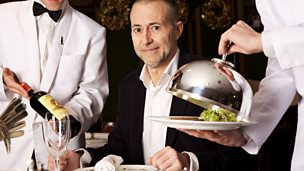 Image for Michel Roux Junior: Celebrity Interview