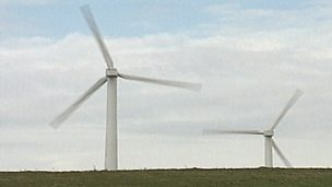 Developing more wind farms in Northern Ireland