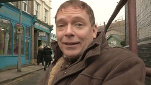 Image for On set with... Adam Woodyatt