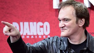 Image for Quentin Tarantino on Django Unchained