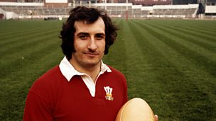Image for Gareth Edwards's 1973 Rugby Try