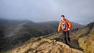 Image for Richard Lendon tells Melvyn about how he ran the toughest mountain marathon in the UK
