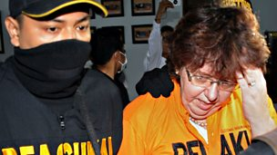 "Image for ""Shocking"" Bali death sentence for British drug smuggler"