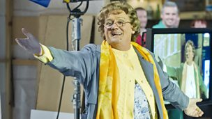 "Image for Mrs Brown on Europe: ""Get rid of Sardinia and Malta"""