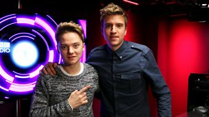 Image for Conor Maynard chats to Greg