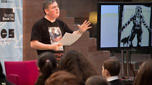 Image for Darren Shan reads from Zom-B Underground