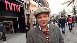 Image for Craig Charles on the decline of music shops