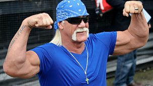Image for Hulk Hogan on his musical past