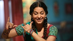 Image for Juhi Chawla talks Main Krishna Hoon and working with Madhuri Dixit