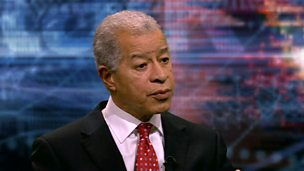 Image for Lord Ouseley: Football is 'a sick game'