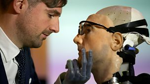 Image for Fiction becomes reality: Bertolt Meyer on his bionic hand