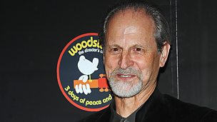 Image for Jimi Hendrix producer Eddie Kramer chats to Mark Radcliffe
