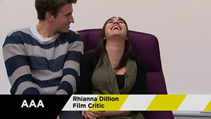Image for AAA Rhianna - Radio 1 Film Critic