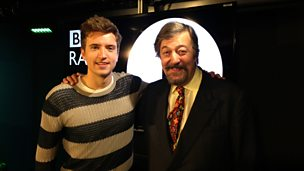 Image for Stephen Fry is Greg's Big Thursday Guest