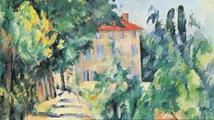 Image for Paul Cezanne's home
