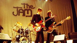 Image for The Jam - a portrait