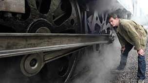Image for Locomotion: Dan Snow's History of Railways promo