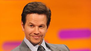 Image for Mark Wahlberg flips the Red Chair