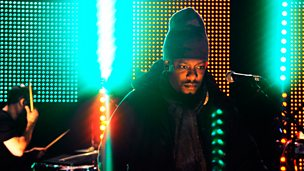 Image for Roots Manuva & The Invisible - 6 Music Live Highlights