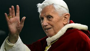 "Image for Pope resignation: ""a sign of his greatness"""