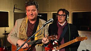 Image for Difford, Tilbrook and Jones chat to Simon Mayo