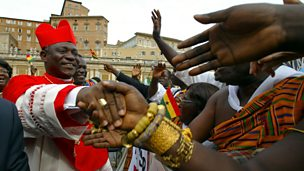 Image for Cardinal Peter Turkson on Pope's legacy