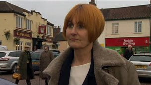 Image for Mary Portas visits Market Rasen