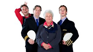 Image for Cabin Pressure: Episode 6 preview