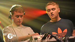 Image for Disclosure are No.1 in Cameo's UKG Top 5