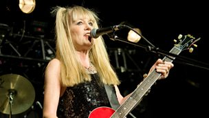 Image for Tina Weymouth chats to Mark Radcliffe