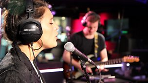 Image for Jessie Ware - Diamonds in the Live Lounge