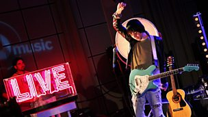 Image for The Cribs - Cheat On Me at 6 Music Live