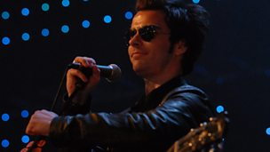 Image for Kelly Jones - Culture Cafe Clip