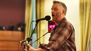 Image for Billy Bragg sings a new song about himself
