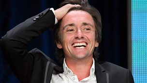 Image for Richard Hammond on your last chance to enter 500 words