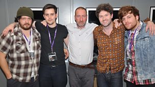 Image for Post join Marc Riley for a live session