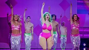 Image for Katherine Ryan as Nicki Minaj