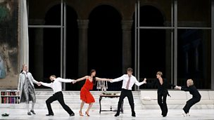 Image for Haneke produces Mozart Opera
