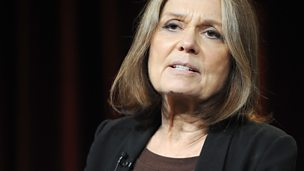 Image for Gloria Steinem – Feminist activist and author